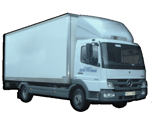 Cole Hire Self Drive Vans Moving House Van: Arrow Self Drive